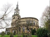 NZ2564 : All Saints Church, Pilgrim Street by Mike Quinn