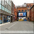 SD3036 : Adelphi Street by Gerald England