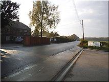 TQ4357 : Main Road, South Street by David Howard