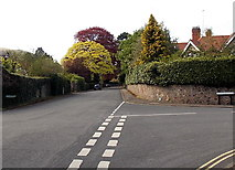 SO7845 : Junction of Tibberton Road and Imperial Road, Great Malvern by Jaggery