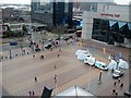 SP0686 : Centenary Square, Birmingham by Tricia Neal