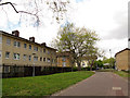 TQ3677 : Woodpecker Road, Deptford by Stephen Craven