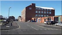 NZ4057 : Villiers Street, Sunderland by Malc McDonald