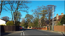 NZ3955 : Ashbrooke Range, Sunderland by Malc McDonald