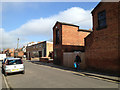 SP3166 : East side of Upper Grove Street, Leamington by Robin Stott