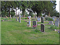 TL9134 : Bures Cemetery by Roger Jones