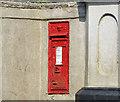 J4691 : Victorian wall box (BT38 286) near Whitehead (1) by Albert Bridge