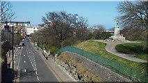 NZ3956 : Burdon Road and Mowbray Park, Sunderland by Malc McDonald