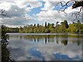 SU9770 : The Obelisk Pond by Alan Hunt