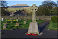 SD8172 : Horton in Ribblesdale War Memorial by Ian Taylor