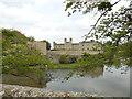 TQ8353 : Leeds Castle & Moat by Paul Gillett