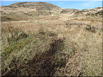 J0525 : Boggy valley below Camlough Mountain by Eric Jones