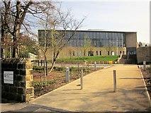 SE2853 : Police Station, Harrogate by Derek Harper