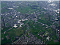 SD6504 : Atherton from the air by Thomas Nugent