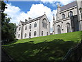 H8745 : Sacristy and Synod Hall building behind St Patrick's Catholic Cathedral by Eric Jones