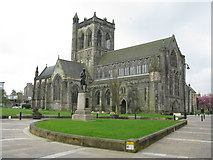 NS4863 : Paisley Abbey by G Laird