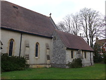 SZ0095 : Brief perambulation of St John, Broadstone (iii) by Basher Eyre