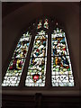 H8745 : The Adoration of the Magi Window at Armagh's CoI Cathedral by Eric Jones