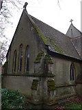 SZ0095 : Brief perambulation of St John, Broadstone (xi) by Basher Eyre