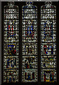 SE6052 : Stained glass window n.VIII, York Minster by Julian P Guffogg