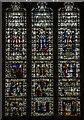 SE6052 : Stained glass window n.VIII, York Minster by Julian P Guffogg