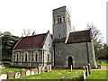 TM4192 : St.Mary's Church, Gillingham by Geographer