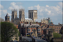 SE6052 : York Minster by The Carlisle Kid