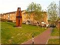 TQ3408 : Paddock Field, University of Brighton by Simon Carey