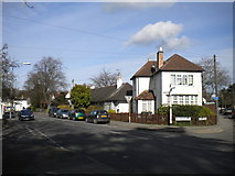 SK6443 : Nottingham Road, Burton Joyce by Richard Vince