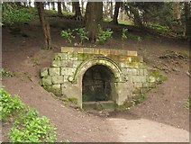 SE2768 : Robin Hood's Well by Derek Harper