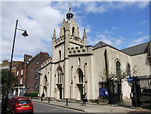 TQ3379 : St. Mary Magdalen, Bermondsey by Chris Whippet