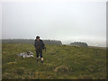 SD7588 : On top of Snaizwold Fell (483m) by Karl and Ali