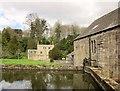 SE2768 : Abbey Mill and West Lodge by Derek Harper