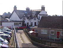 NO8686 : Station Hotel, Stonehaven by Stanley Howe