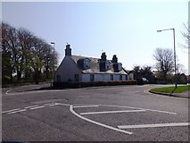 NO8686 : Cottage(s) on the Slug Road (A957) in Stonehaven by Stanley Howe