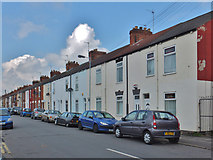 TA0830 : Sharp Street, Kingston upon Hull by Bernard Sharp