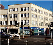 SS6593 : Public Defender Service office in Swansea by Jaggery