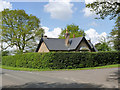 SK7337 : Manor Lodge, Whatton by Alan Murray-Rust