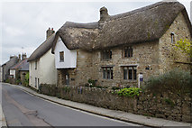 SX7087 : The Bishop's House, Chagford by Stephen McKay
