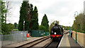 TQ3837 : At East Grinstead by Peter Trimming