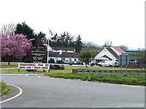 NZ1111 : A66 Motel and Smallways Country Inn by Oliver Dixon