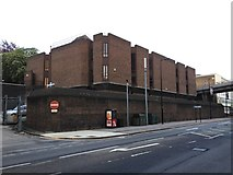 TQ7568 : Medway Magistrate's Court, Chatham by Chris Whippet