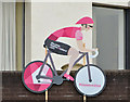 J3973 : Giro d'Italia, Stormont Hotel, Belfast (April 2014) by Albert Bridge