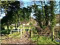 SJ0970 : Llwybr Clawdd Offa / Offa's Dyke Path by Ian Medcalf