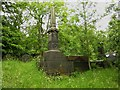 SK3485 : The grave of John Cole, Sheffield General Cemetery by Graham Robson