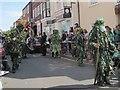 TQ8209 : Jack in the Green Festival - Bogeys by N Chadwick