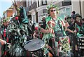 TQ8209 : Jack in the Green Festival - Pentangle Drummers by N Chadwick