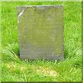 SK7234 : Belvoir Angel, Langar churchyard by Alan Murray-Rust