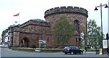 NY4055 : Carlisle Citadel by Thomas Nugent