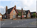SK6435 : Cotgrave C of E Primary School by Alan Murray-Rust